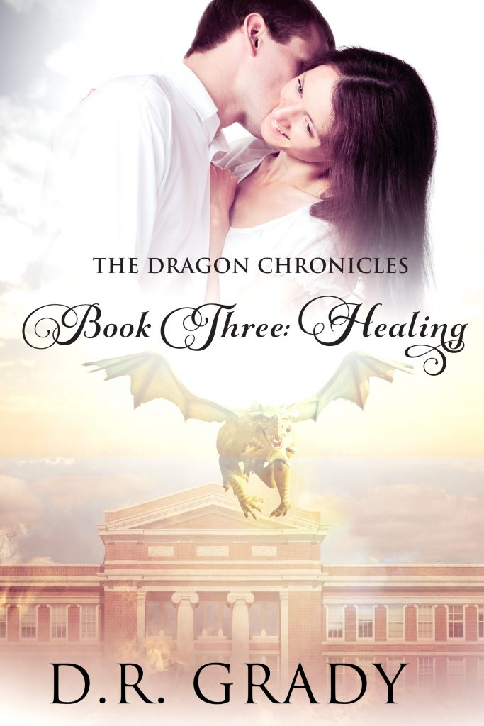 Book Cover: The Dragon Chronicles: Book 3 Healing