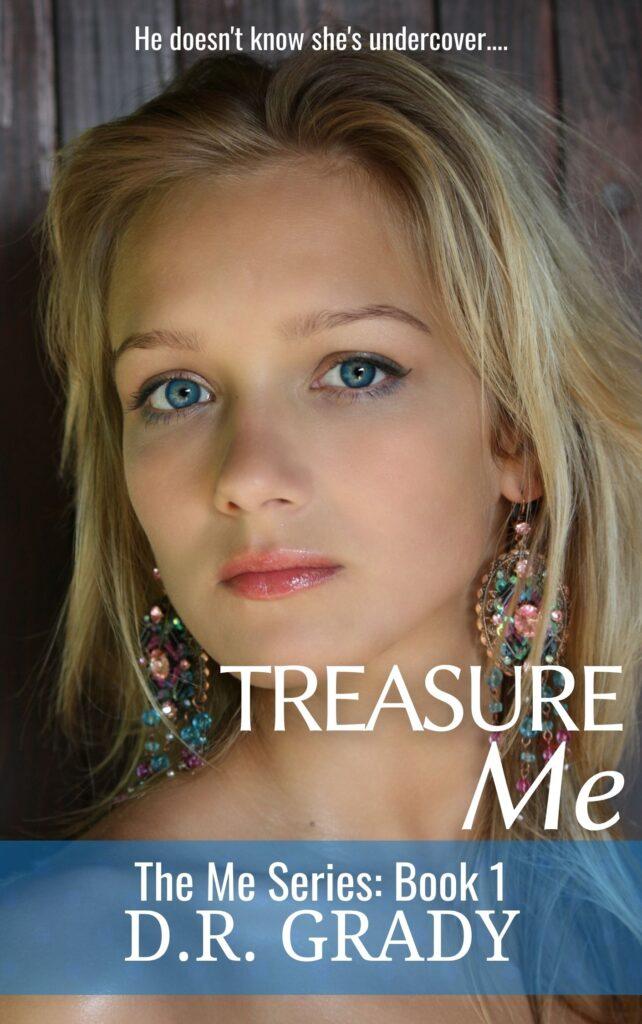 Book Cover: Treasure Me