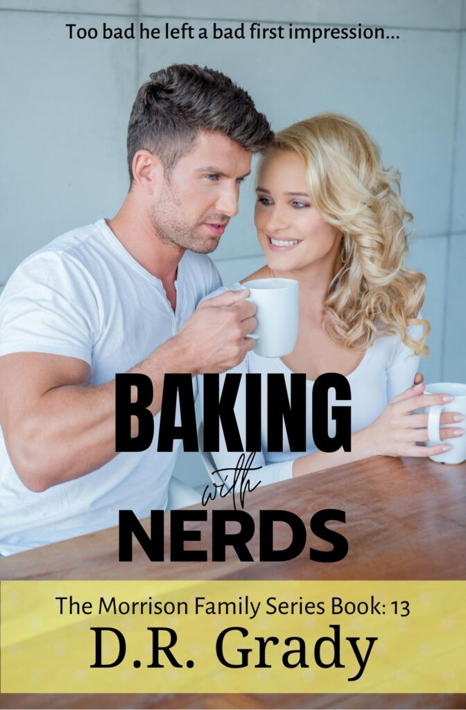 Book Cover: Baking with Nerds