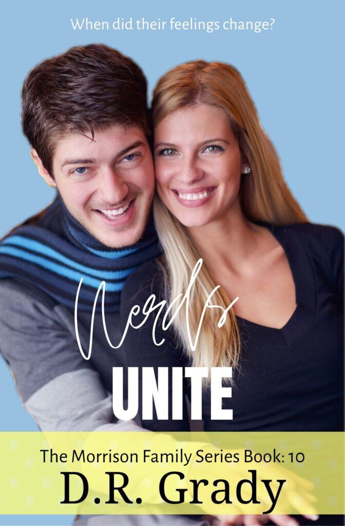 Book Cover: Nerds Unite