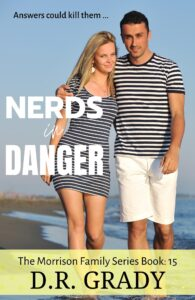 Book Cover: Nerds in Danger