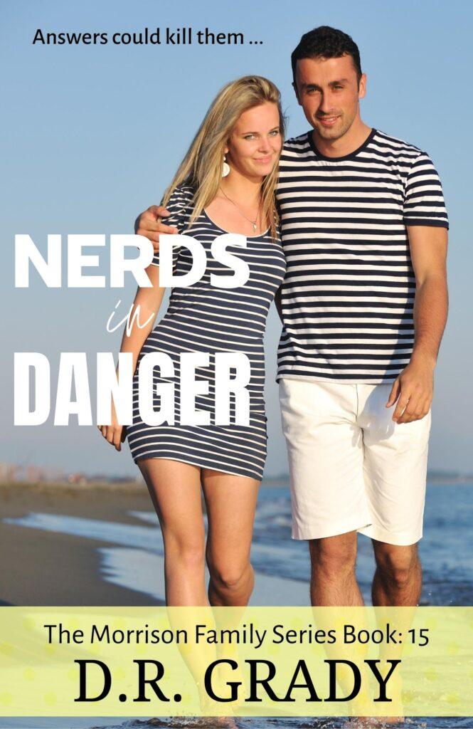Book Cover: Nerds in Danger